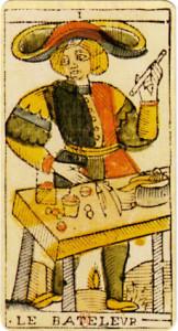 Tarot e a magia do mago